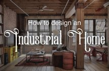 Industrial Decor Ideas & Design Guide - Lazy Loft Froy
