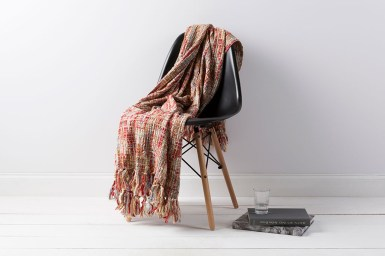 Tabitha Textural Throw