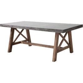Force Cement Dining Table