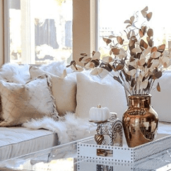 Living Room Accents Interior Design For Small And Kitchen Rose Gold Lazy Loft By Froy Decor