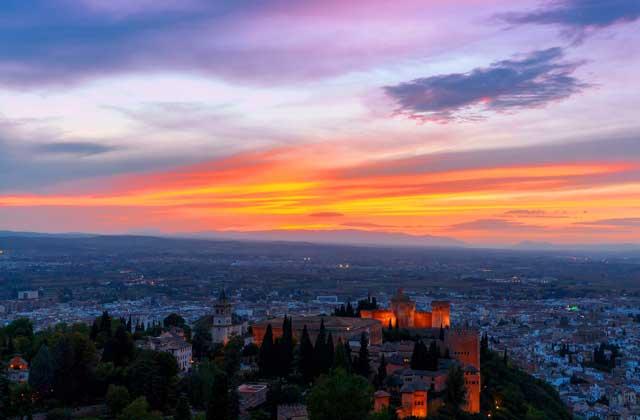 Atardeceres en Andaluca donde ver las mejores puestas de sol