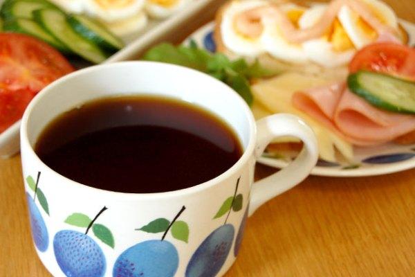 朝食にお勧めのコーヒー出来ました。