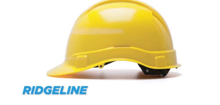 ridgline hard hat