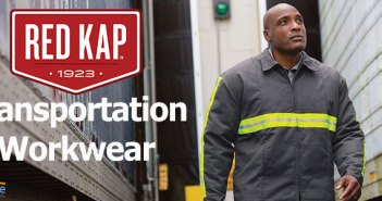 Red Kap Transportation Workwear