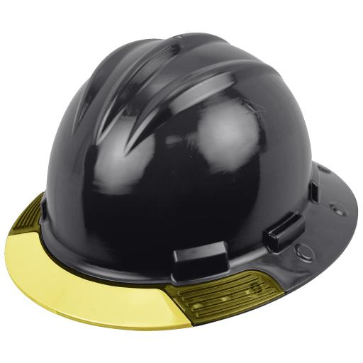 Bullard AVBKBY AboveView Full Brim Hard Hat