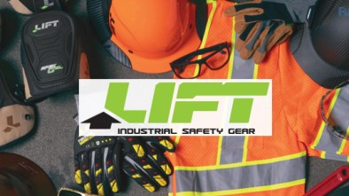 A wide variety of PPE offered by LIFT.