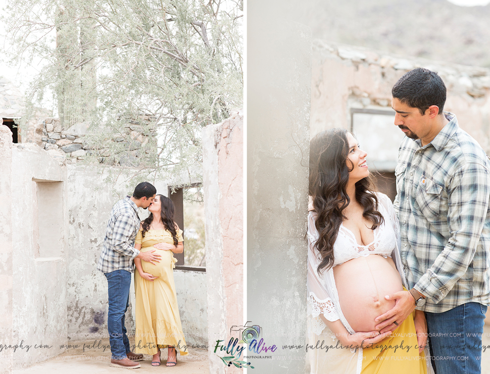 Adventures of Parenthood A Scorpion Gulch Maternity Shoot