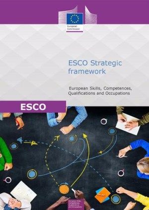 Portada del ESCO Strategic framework
