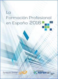 La formación profesional en España 2016