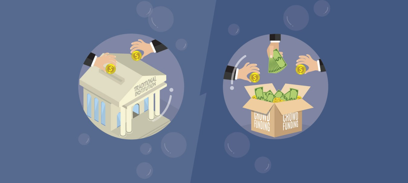 Traditional Financial Institutions vs P2P Financing Platforms