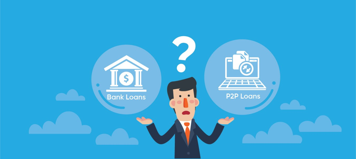 Traditional Financial Institutions vs P2P Lending Platforms
