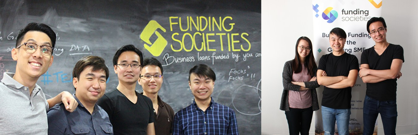 Internship at Funding Societies