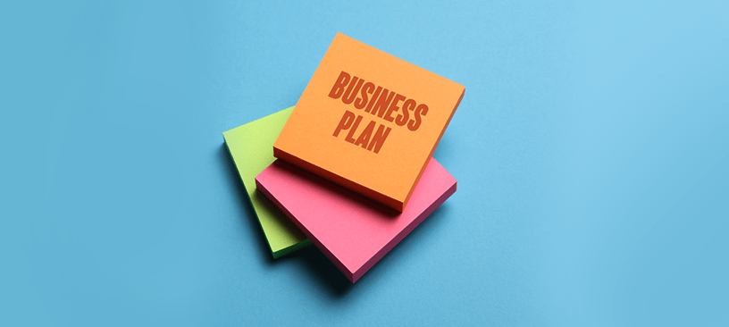 Business plan 101 by Funding Societie