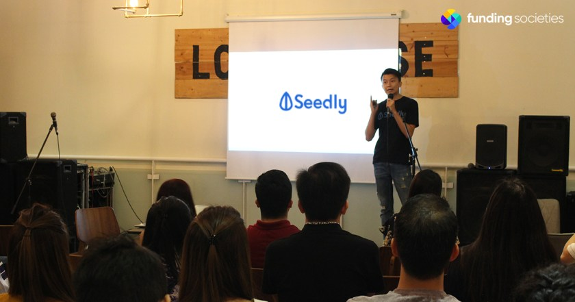 Seedly Ming Feng Funding Societies