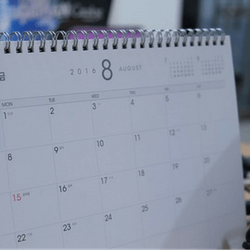 Create and sell custom calendars to raise money for your nonprofit or charirty