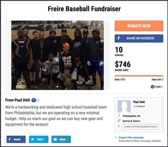 48 Interactive Fundraising Ideas for Sports and Teams  Raise Money Now