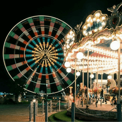 Have a Greek carnival to raise money for your fraternity or sorority