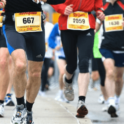 Host a marathon to raise money for your nonprofit or charity