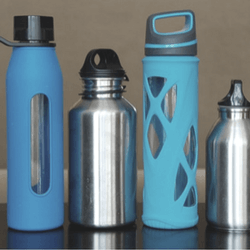Sell custom water bottles to raise money for your run walk or ride