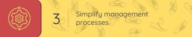 Sports and recreation tools help simplify management processes.