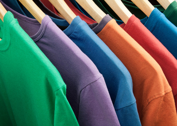 A t-shirt sale is one of our favorite fundraising ideas.