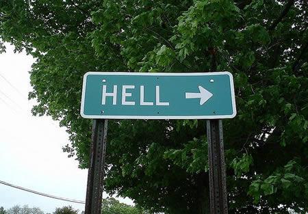 Hell, Michigan, USA