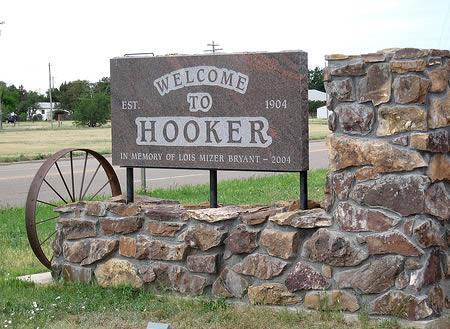 Hooker, Oklahoma, USA