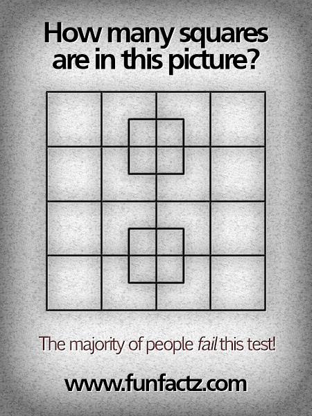 Square Test
