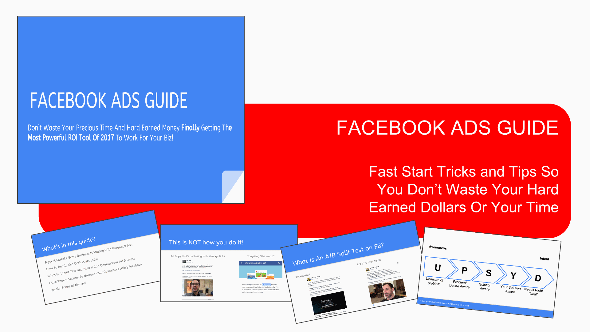 Rapid Facebook Ads Guide and Service Done For You