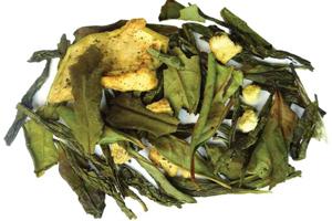 Apple Ginger Green Tea