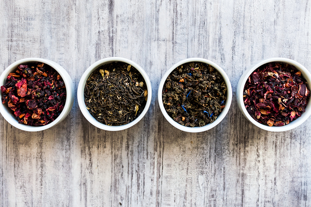 Fusion Tea Sampler Sets