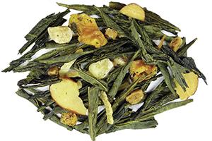 Green Walnut Green Tea