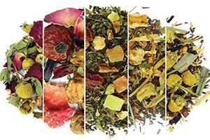 Herbal Tea Sample Set