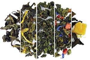 Oolong Tea Sample Set