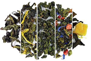 Oolong Tea Sample Set