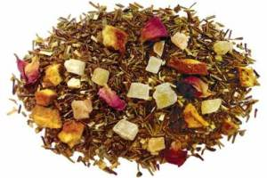 Peach Apricot Honeybusy Rooibos Tea