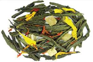 Pineapple Paradise Green Tea