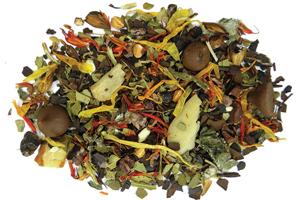 Cocoa Raspberry Yerba Mate Tea Weight Loss Tea