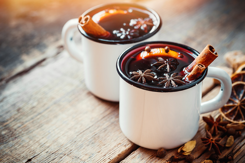 Spiced Teas for Mulled Wine