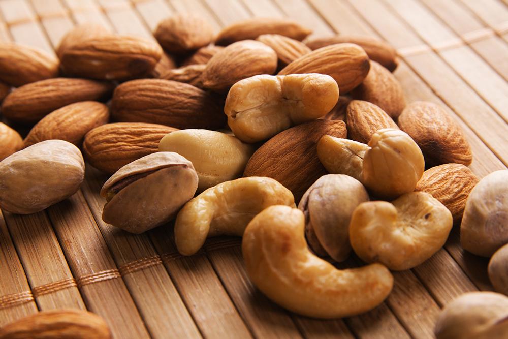 Tea Roasted Nuts Recipe