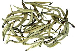 Silver Needles White Tea Loose Leaf Fusion Teas