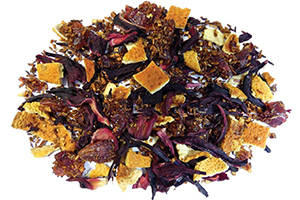 Cranberry Citrus Burst Rooibos Anti Aging Herbal Tea