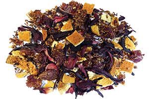 Cranberry Citrus Burst Rooibos Anti Aging Herbal Tea