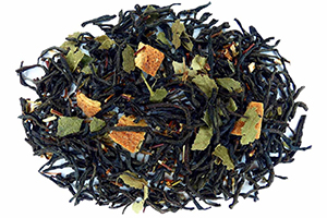 Lemonade Black Tea with Lemon Honey