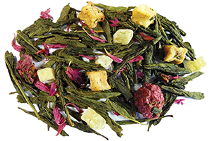 Raspberry Tart Gren Tea