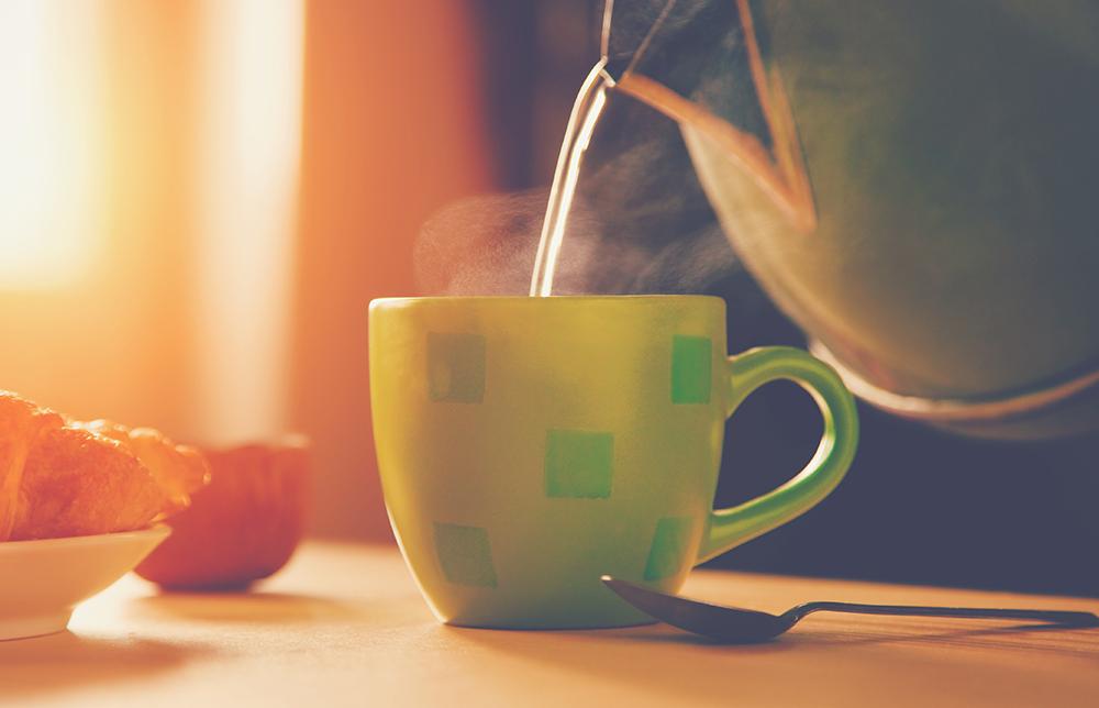 Tea Rituals for the Morning