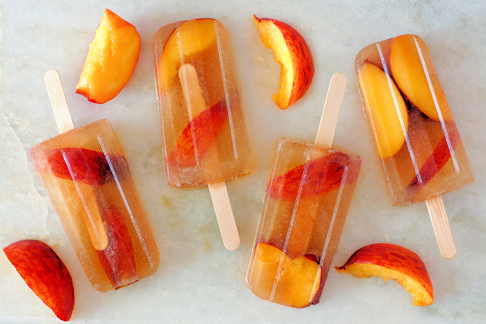 Tea Popsicle Recipes