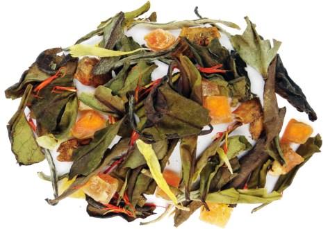Peach Fuzz White Tea