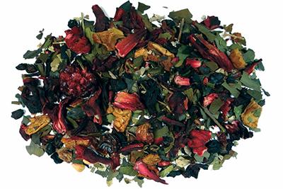 Very Berry Guayusa Herbal Tea - relative of yerba mate