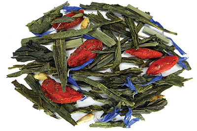 Superfruit Sencha Green Tea for Summer